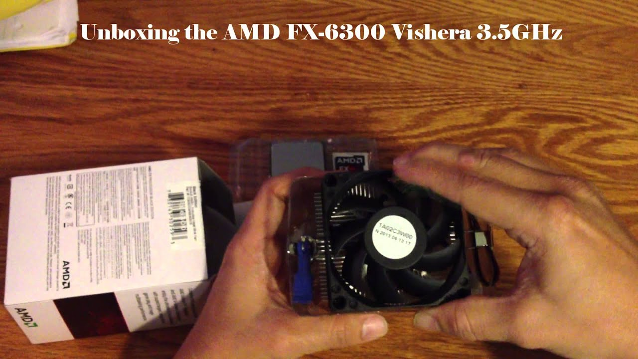 Drivers For Amd Fx 6300 Download