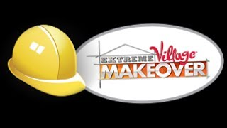 Give Kids the World Extreme Village Makeover 2014