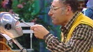 Horror: Hobby-Zahnarzt bohrt Zähne mit handelsüblicher Bohrmaschine - So isses - WDR 1986