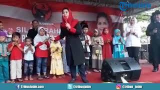 """Video Serunya Mbak Puti Dendangkan Lagu """"Bersuka Ria"""" Ciptaan Bung Karno download MP3, 3GP, MP4, WEBM, AVI, FLV Oktober 2018"""