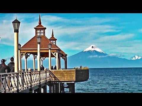 Scenes of Chile: Lake District
