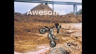 NEW BIKE | Awesome Enduroskills | Bike Stunts | Hard Crash | Deutsch | HD | Sex, Drugs & Rock´n Roll