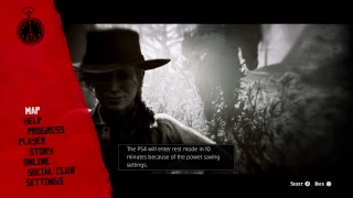 Red dead redemption 2 / Chapter 4 and 5