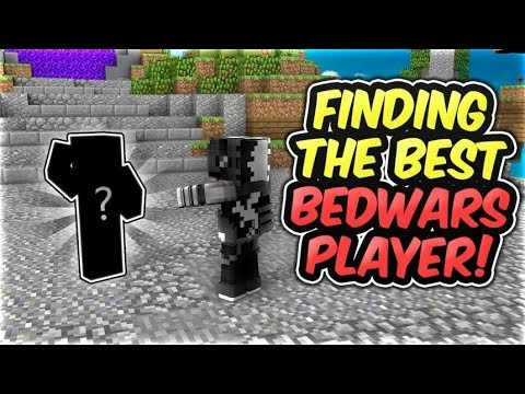 Attempting to find the best bedwars player (v10)