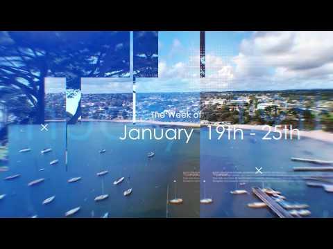 Jarrod Carman's Weekly Report -- January 19th - 25th