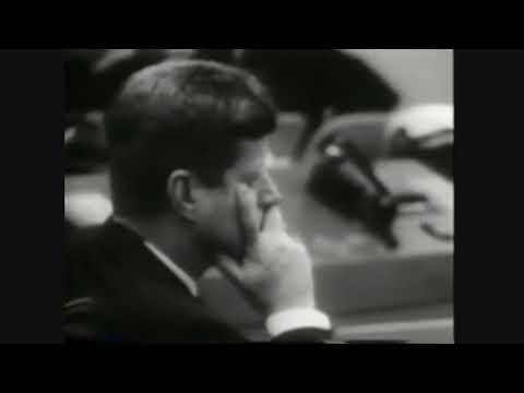 JFK Tapes - Riots (Cyrus Vance & Robert McNamara)