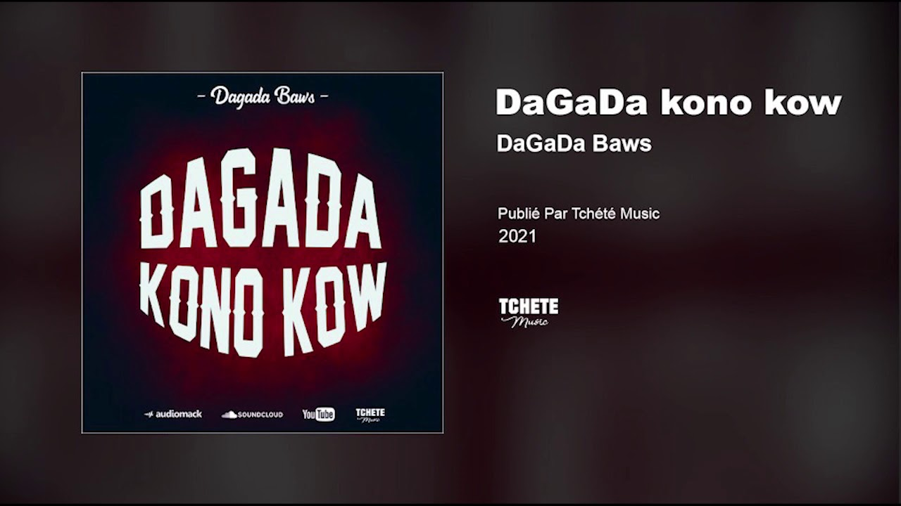 DaGaDa Baws - DaGaDa Kono Kow