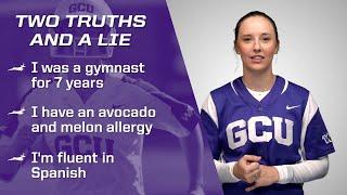 Two Truths & a Lie: Loriann Olson (Softball)