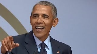 Obama urges wealthy people to give back: