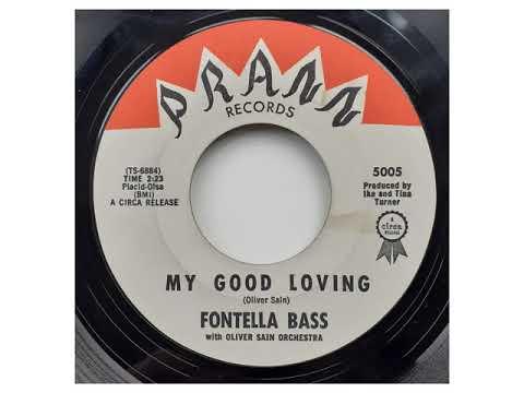 Fontella Bass With Oliver Sain Orchestra - My Good Loving (Prann Records) 1963