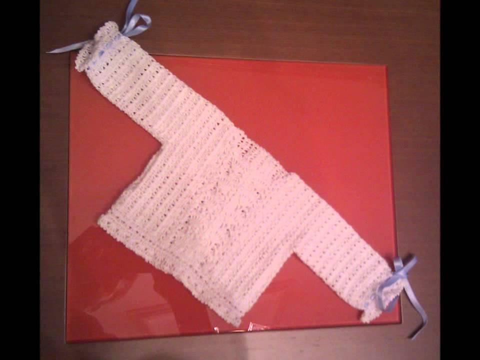 Crochet Baby Jacken Youtube