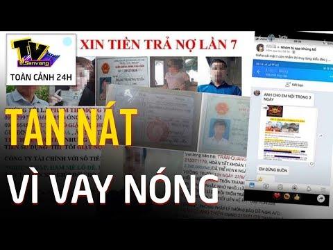 Vay 'app đen' 8 Triệu Thành 200 Triệu, đừng Tự Dồn Mình Vào ĐƯỜNG CÙNG