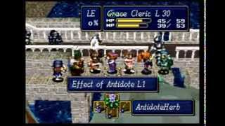 Shining Force III: Scenario 1 (Sega Saturn) Playthrough Chapter 6/Final
