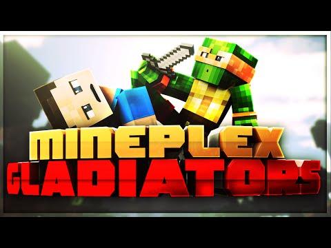 Mineplex Gladiators: Power Play Club + New Maps!