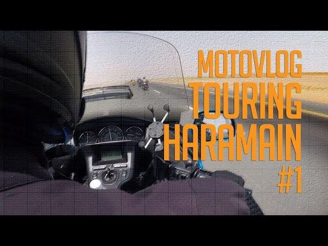#1 MOTOVLOG TOURING HARAMAIN