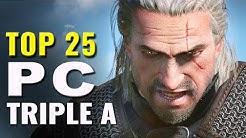 Top 25 Best Triple A PC Games (2012 - 2017)