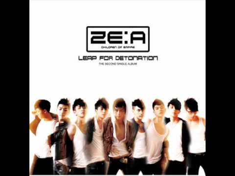 ZE:A - All Day Long [Full Track]