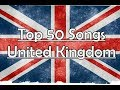 Top 50 Songs   UK   2003