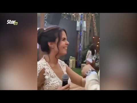 Празднование свадьбы Потапа и Насти Каменских