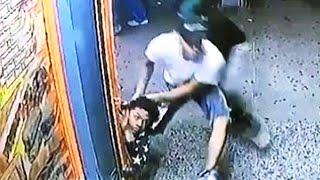 NB! Sterke bilder: Machete-drap på 15-åring ryster USA