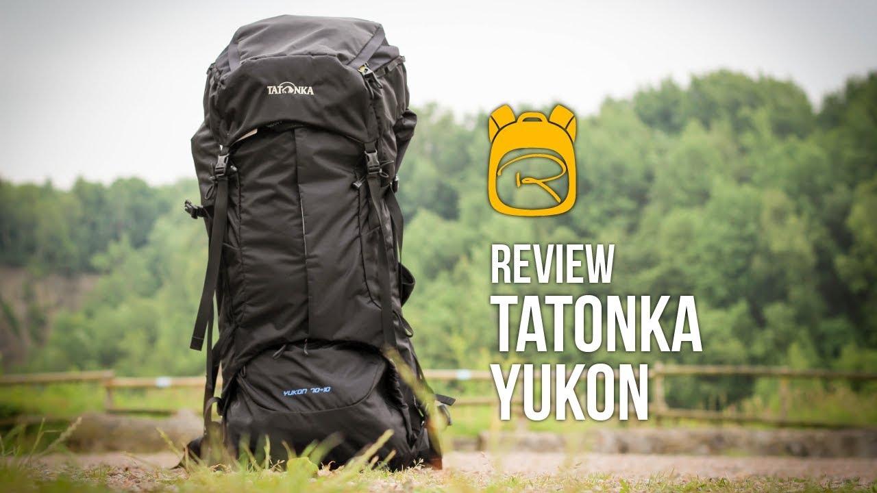 90305d1f6080d6 Tatonka Yukon Review auf Deutsch - YouTube