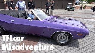 1970 Dodge Challenger Plum Crazy TFL Misadventure