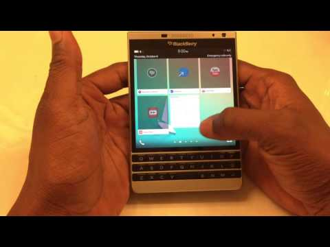 Blackberry passport on Verizon