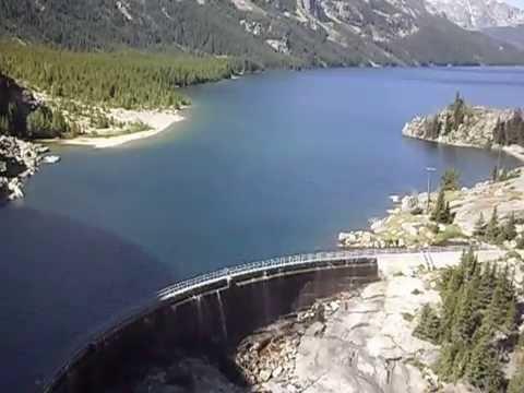 Mystic Lake Dam - Custer National Forest, Montana