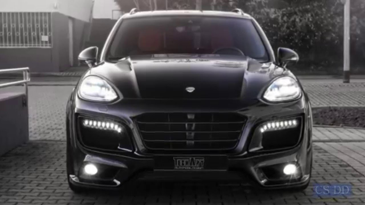 2016 techart magnum porsche cayenne 4 8 twin turbo v8 700hp youtube. Black Bedroom Furniture Sets. Home Design Ideas