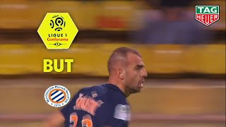 But Petar SKULETIC (86') / AS Monaco - Montpellier Hérault SC (1-2)  (ASM-MHSC)/ 2018-19