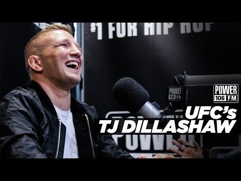 UFC's TJ Dillashaw Talks Demetrius Johnson Fight, Says He's Feared, Jimmie Rivera,, And More!