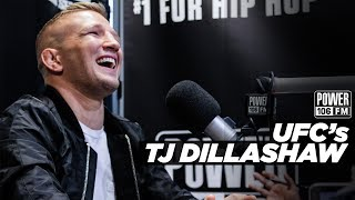 UFC's TJ Dillashaw Talks Demetrius Johnson Fight, Says He's Feared, Jimmie Rivera,, And More! thumbnail