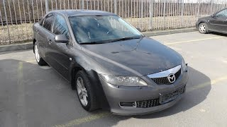 Выбираем б\у авто Mazda 6 GG рест (бюджет 400-450тр) из Мск