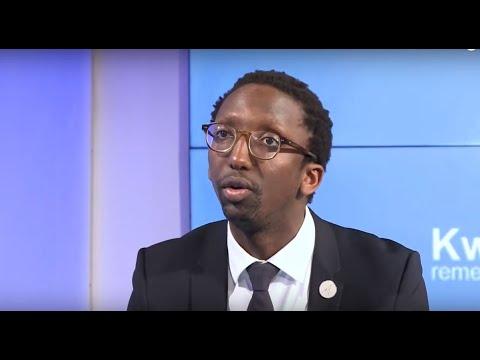 KWIBUKA25   INTERVIEW AVEC Hervé Berville
