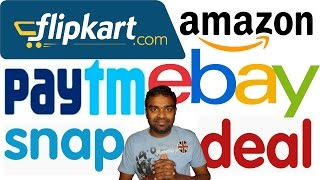 Best Online Shopping Websites in India | Best deal of online shopping sites | Technical Guptaji
