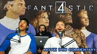 The Fantastic Four - Movie Dub - The Jaboody Show