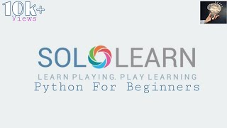 Sololearn Python For Beginner Full Course With Answer Free Certification Python Answers Sololearn screenshot 4