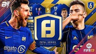 F8TAL TOTS MESSI! KNOCKOUT VS MARSHALL!! | FIFA 17 ULTIMATE TEAM! #6