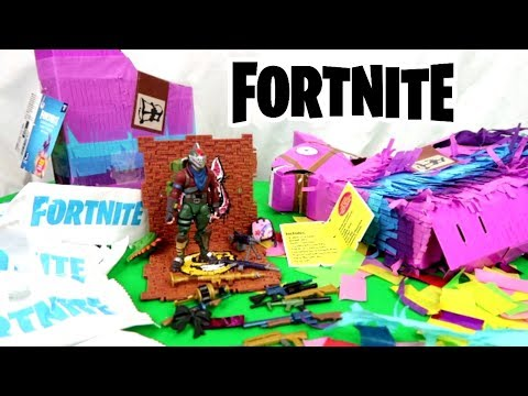 FORTNITE Llama Drama Loot Pinata Review | Jazwares Toys