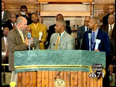 Truth of God Broadcast 669-672 Pastor Gino Jennings & Harry Knox Debate from YouTube · Duration:  3 hours 45 minutes 50 seconds