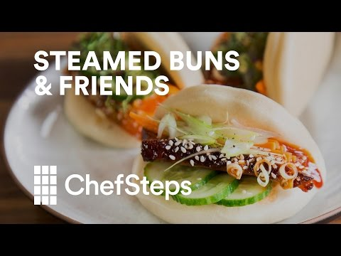 Get Creative with Chinese Steamed Bun Dough