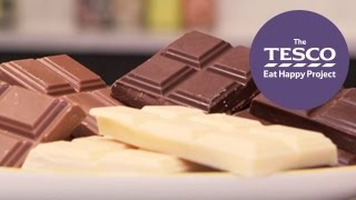 Learn how chocolate is made with a visit to the chocolate factory