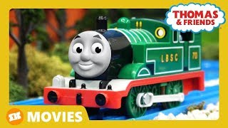 The Adventure Begins Full Remake | Thomas & Friends Movie | Featuring Runaway James Chase & Crash
