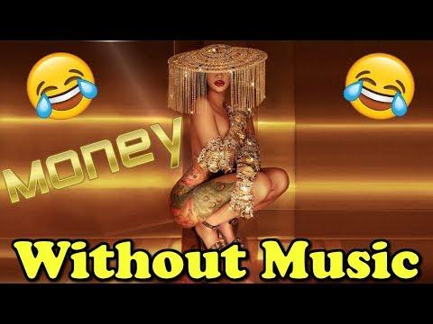 Cardi B - Without Music - Money