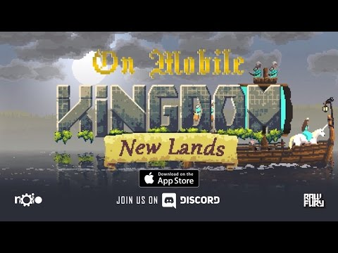 Kingdom: New Lands iOS Launch Trailer