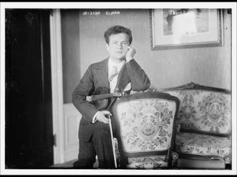 Elman & Kreisler play Dvorak's Humoresque (1910)