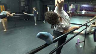 RE SEARCH קליפ תכנית להכשרת רקדנים יוצרים