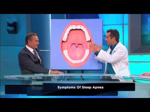How Tonsils Cause Sleep Apnea Medical Course
