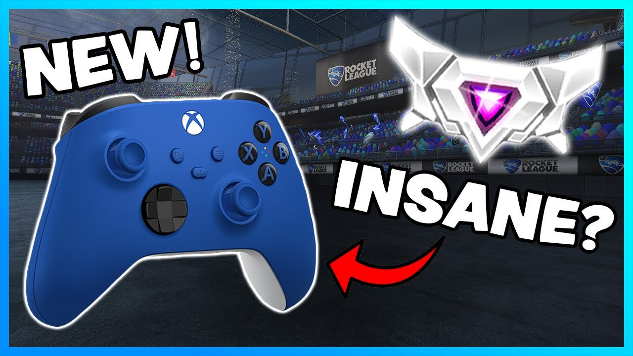 NEW XBOX SERIES X CONTROLLER IS INSANE | 1V1 HIGH LEVEL GAMEPLAY