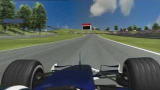 F1 Circuit Preview Germany 2009 - Nürburgring